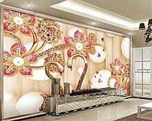ShAH Custom 3D Wallpaper Schmuck Diamant Swan