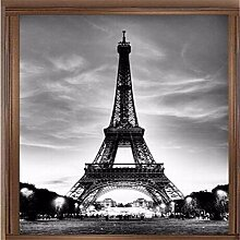 ShAH Frankreich Tower Schwarz Und Weiß