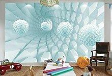 ShAH Kundenspezifische moderne Tapeten weiße Ball