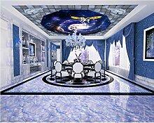 ShAH Moderne Decke Wandgemälde Tapete