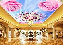 ShAH Moderne Tapete Himmel Decke Tapeten