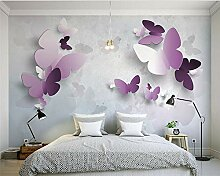 ShAH Schmetterling Foto Tapete Schlafzimmer 3D