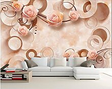 ShAH Wallpaper Home Dekoration Foto Tapete Pink