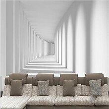 ShAH Weiß Ssage Korridor Fototapete Für