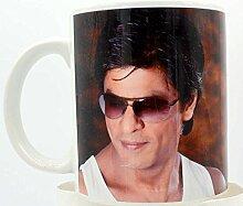 Shahrukh Khan Kaffeebecher, Tasse, Kaffeepott,