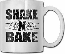Shake-N-And-Bake Lustige Kaffeetasse Oz Tasse und