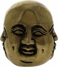 ShalinIndia Buddha Kopf Skulptur Collectibles Und