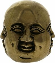 Shalinindia Buddha Kopf Skulptur Sammlerstücke
