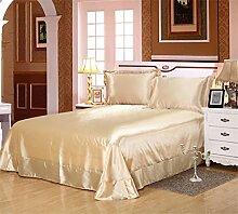 Shamdon Home Collection Glanz Satin Bettbezug