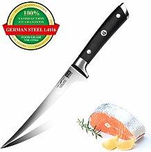 SHAN ZU Fischmesser Lachsmesser Kochmesser