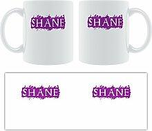 Shane-Grunge, Design-Becher aus Keramik,