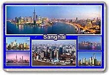 Shanghai/fridge magnet..!!!! - Kühlschrankmagne