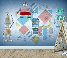 SHANGZHIQIN 3d Foto Tapete Geprägte Wandbilder
