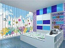 SHANGZHIQIN 3d Tapete Wandaufkleber Kinderzimmer