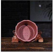 ShanShan Mu Violettfarbene Teekanne für kleine
