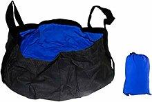 Shanyaid Wasserbeutel 8,5L Wassereimer Folding