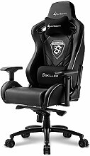 Sharkoon Skiller SGS4 Komfortabler Gaming-Stuhl