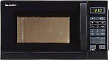 SHARP Mikrowelle R642BKW 800W 20 L