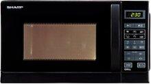 Sharp R642BKW  Mikrowelle (Mikrowelle)