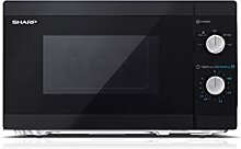 SHARP YC-MS01EB Mikrowelle mit Auftaufunktion/ 800