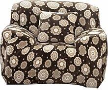 Sharplace 1-Sitzer Elastische Stretch Sofabezüge Sofahusse Couch Sofa Hussen #2 - # 5