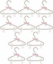 Sharplace 10 Stück Kleiderbügel Hosenspanner