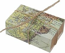 Sharplace 100pcs Gastgeschenk Geschenkbox