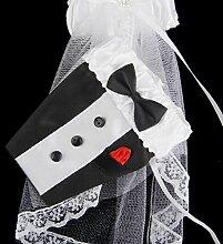 Sharplace 2 Set Paar von Bräutigam und Braut Type