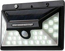 Sharplace 30 LED Solar Lampen Außenbeleuchtung