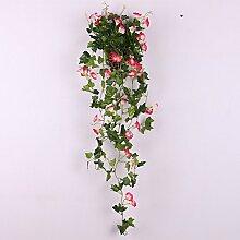 Sharplace 90cm Hängend Blumengirlande Künstlich