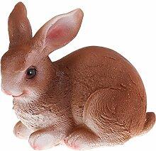 Sharplace Dekofigur Hase Kaninchen Tierfigur