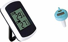 Sharplace Digital Wireless LCD Thermometer