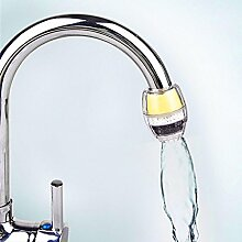 Sharplace Hahn Wasserreiniger Filter - Rosa