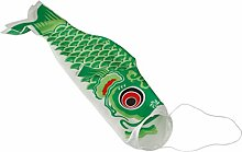 Sharplace Japanische Karpfen Fahne Koinobori