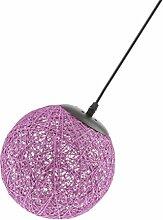 Sharplace Lampenschirm Kugel Hängeleuchtenschirm