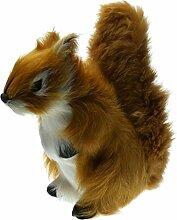 Sharplace Miniatur Eichhörnchen Fee Garten Mikro