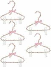 Sharplace Perle Kleiderbügel Kinder Baby Kinder