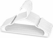 Sharpty Kunststoff-Kleiderbügel, ideal für den