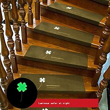 SHASHA Treppen-Teppich Stair Treads Rectangle
