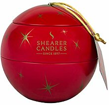 Shearer Candles Apple und Zimt Christbaumkugel