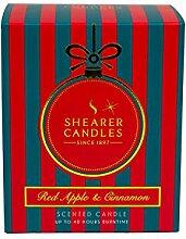 Shearer Candles Apple und Zimt Weihnachten