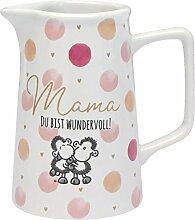 Sheepworld 46877 Kanne Mama Du bist wundervoll,