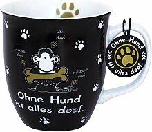 sheepworld Die Geschenkewelt 45704 Tasse Ohne Hund