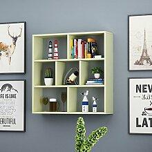 Shelf ZI LING Shop- Kreative Wandregal Hängenden