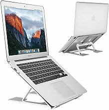 SHENGRUI Laptop-Ständer, faltbar, tragbar, aus