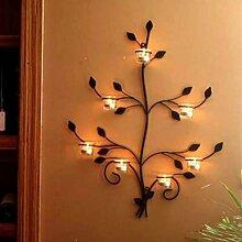 shengshiyujia chzll Kerzenhalter zum aufhängen,