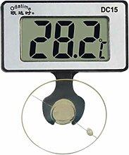 Shengtangb Thermometer Büro Hygrometer Termometer