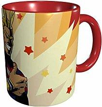 shenguang Anime All Might Tasse Kaffeetasse