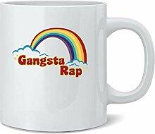 shenguang Gangsta Rap Retro Rainbow Funny Music