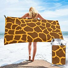 shenguang Giraffe Print Printed Travel
